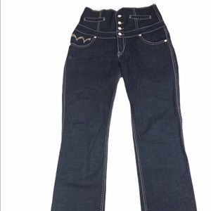 COOGI women's high waisted retro jeans size 9/10